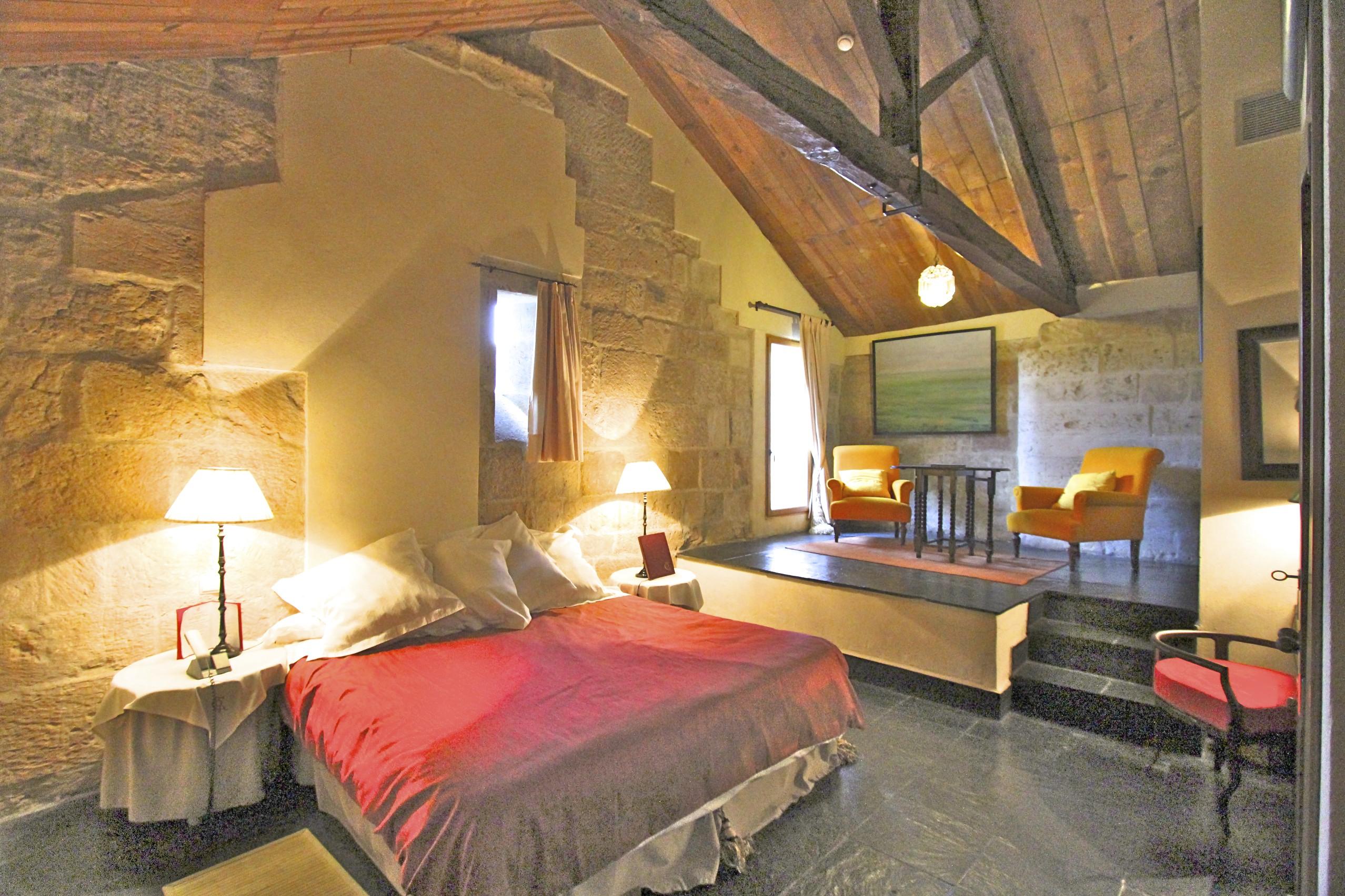habitaciones nicas y especiales suite torre n castillo