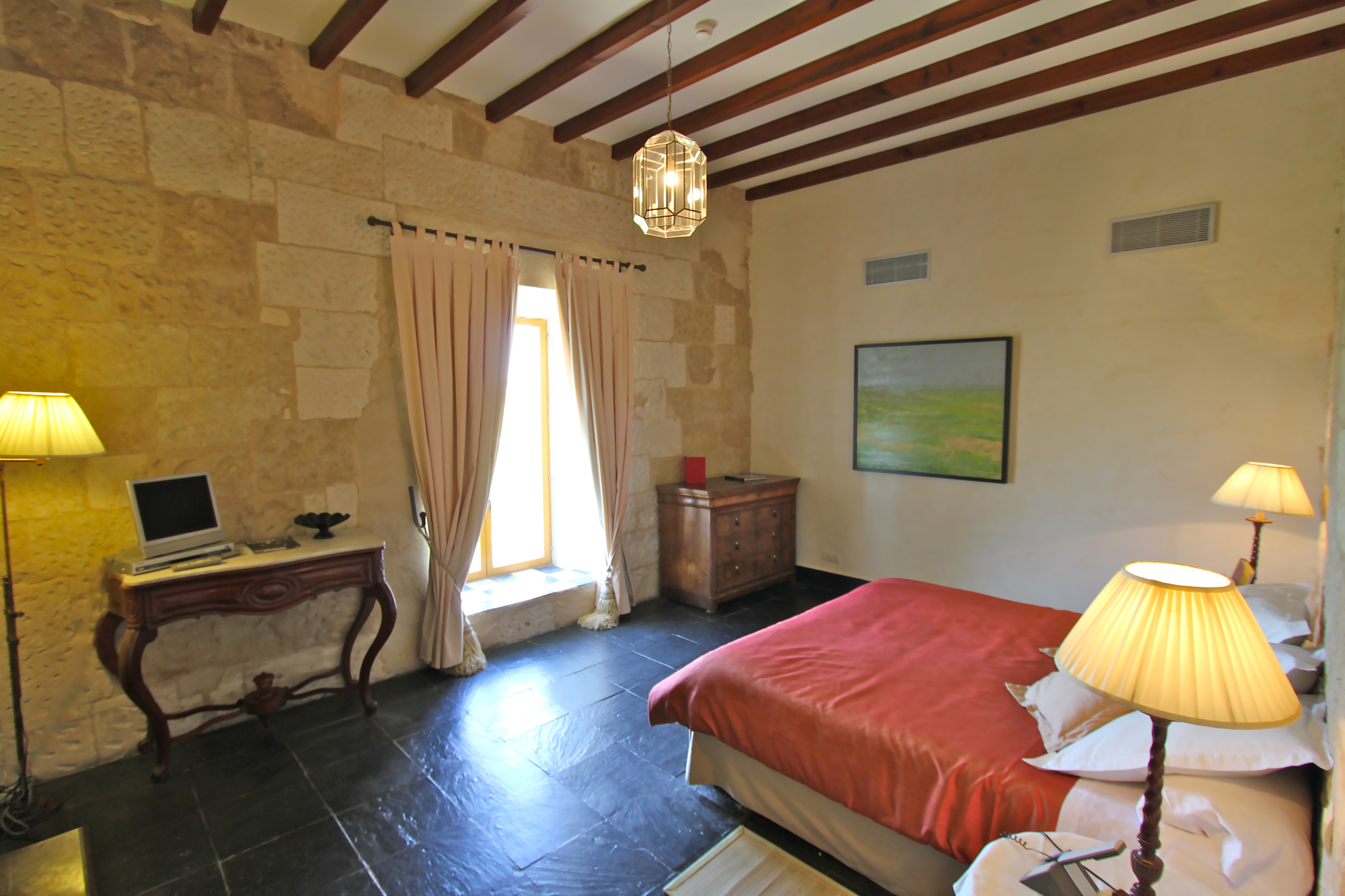 Habitaciones nicas y especiales la gran suite fonseca for Habitaciones especiales